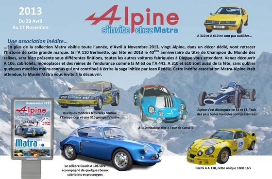 r sultats de recherche alpine site officiel de l 39 espace automobiles matra. Black Bedroom Furniture Sets. Home Design Ideas
