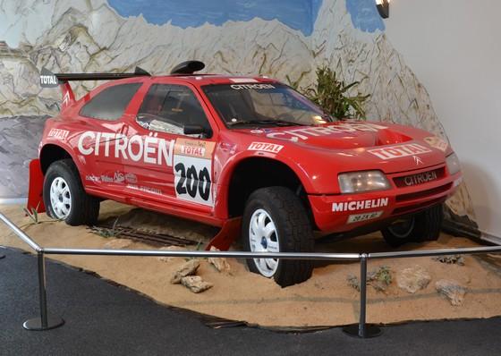 ZX Dakar