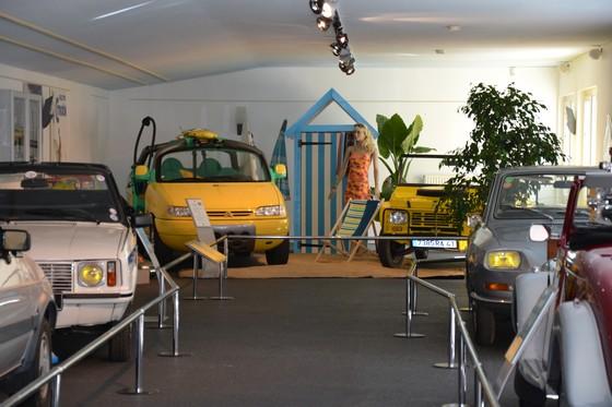 salle Citroën